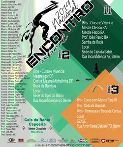 Econtro Nacional 2019