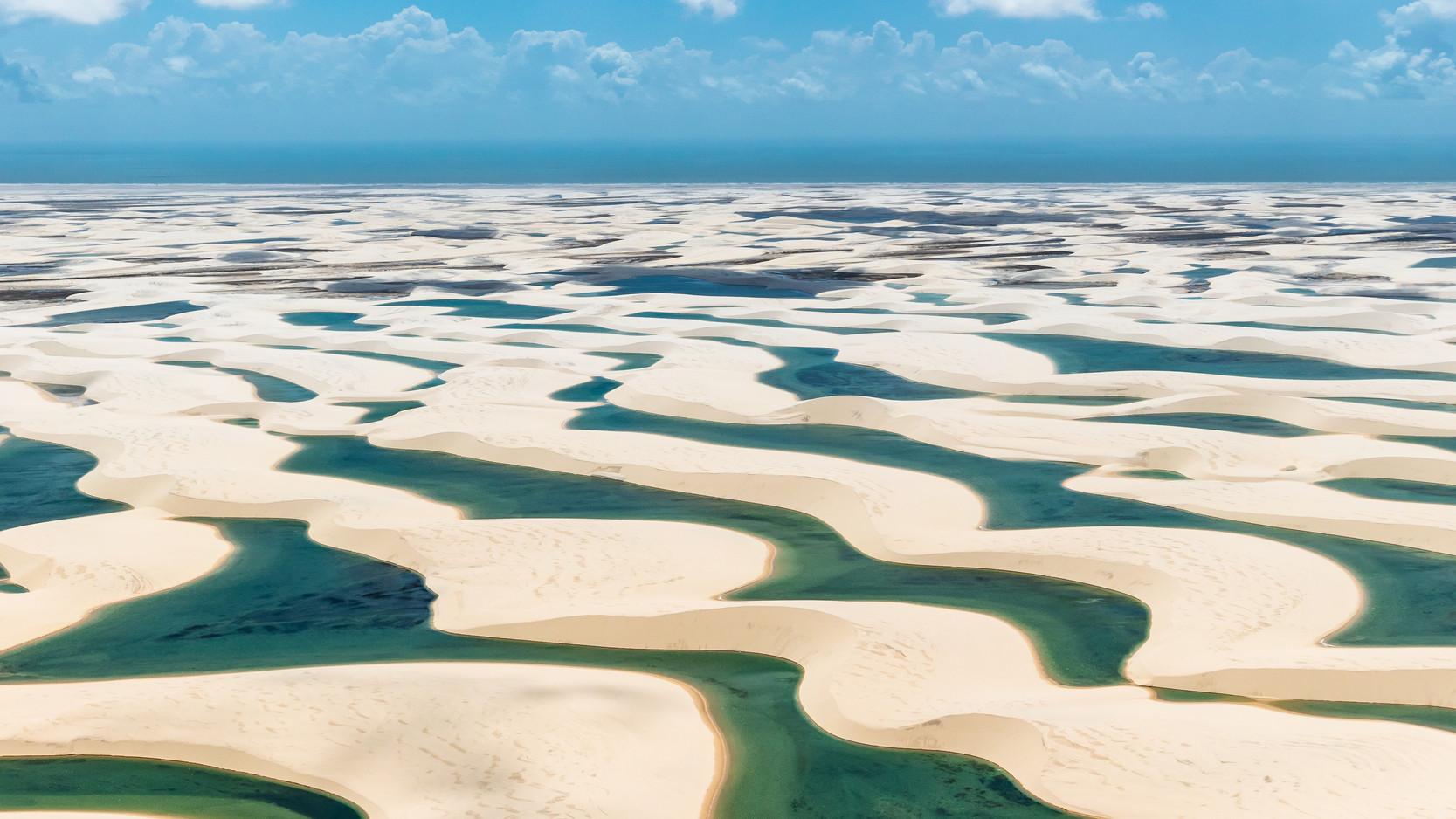 BRAZIL - LENCOIS MARANHENSES NATIONAL PARK