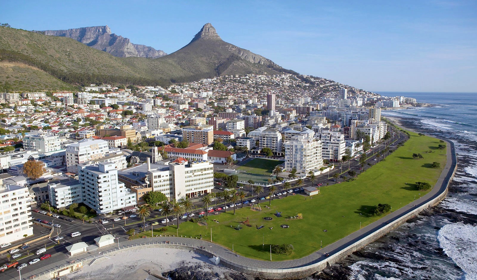 CAPE TOWN AND SOUTH AFRICA