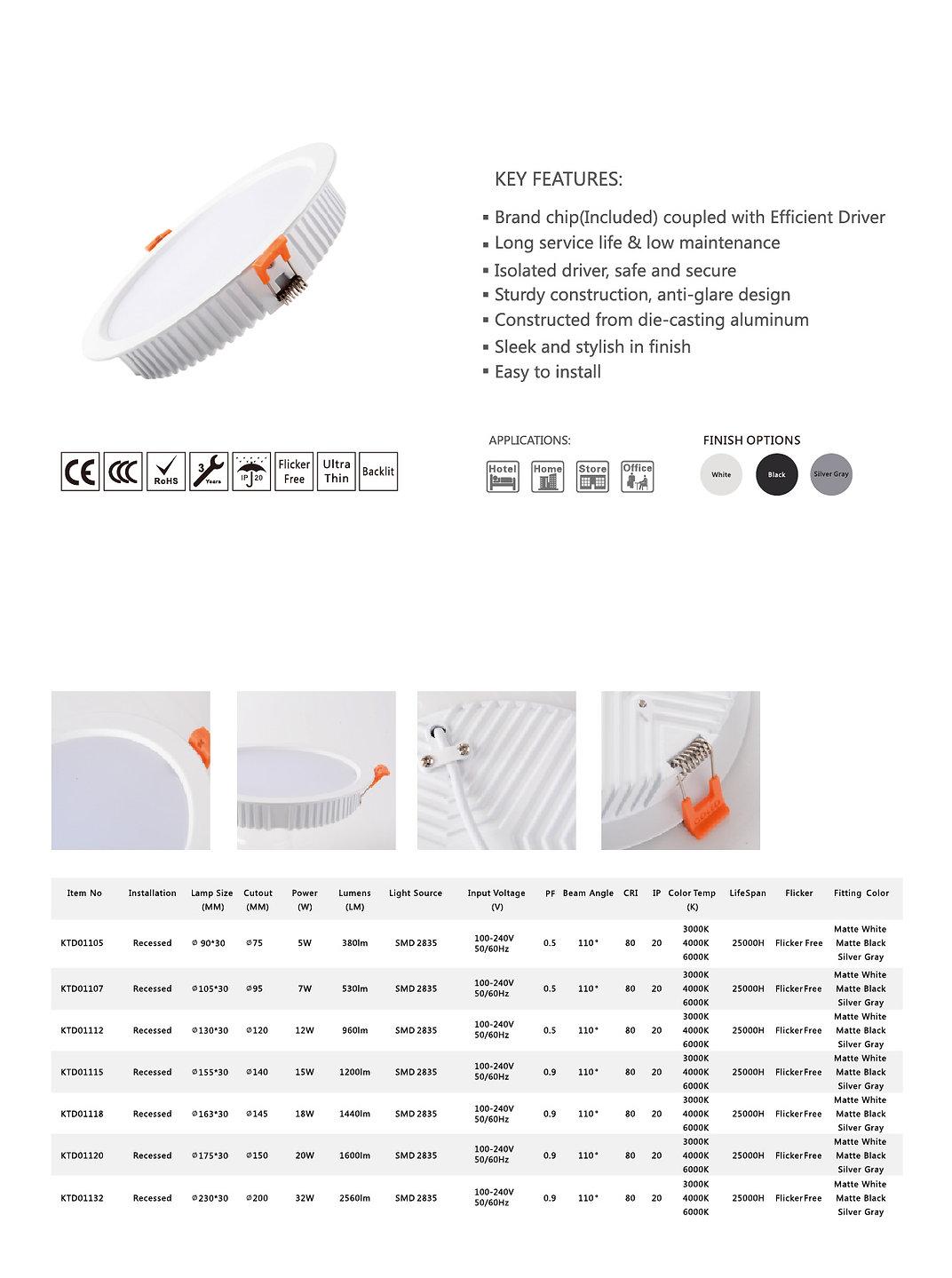 KTD011 LED Downlight-01.jpg