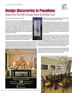 LA Design, Fall 2010
