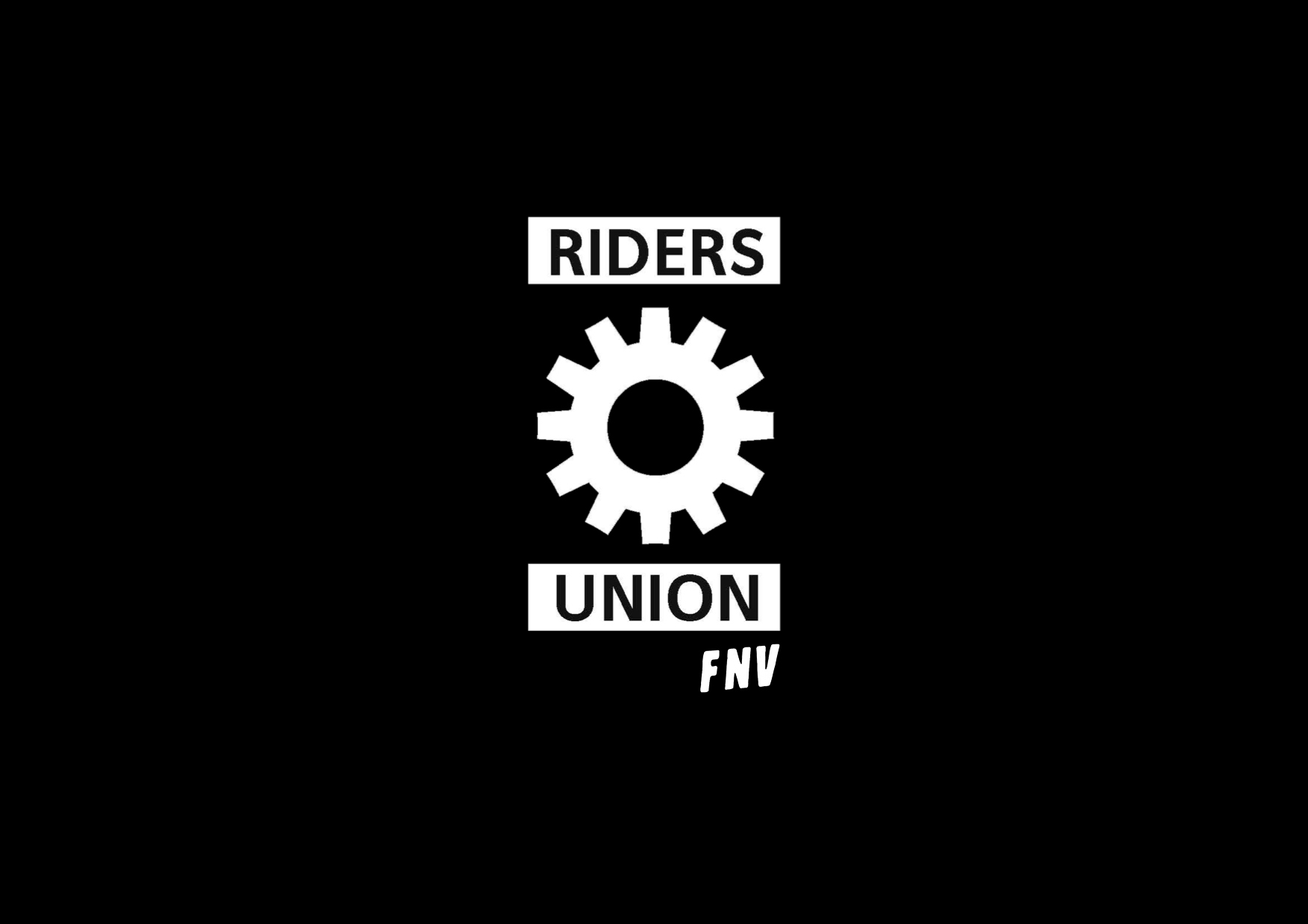 def FNV_LOGO RIDERS UNION