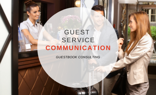 Guest service communication