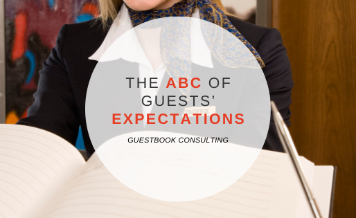 The ABC of guests' expectations