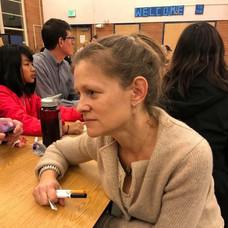 Community Engagement, Bingo Night at Sand Point Elementary