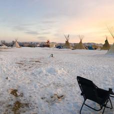 Standing Rock sacred grounds