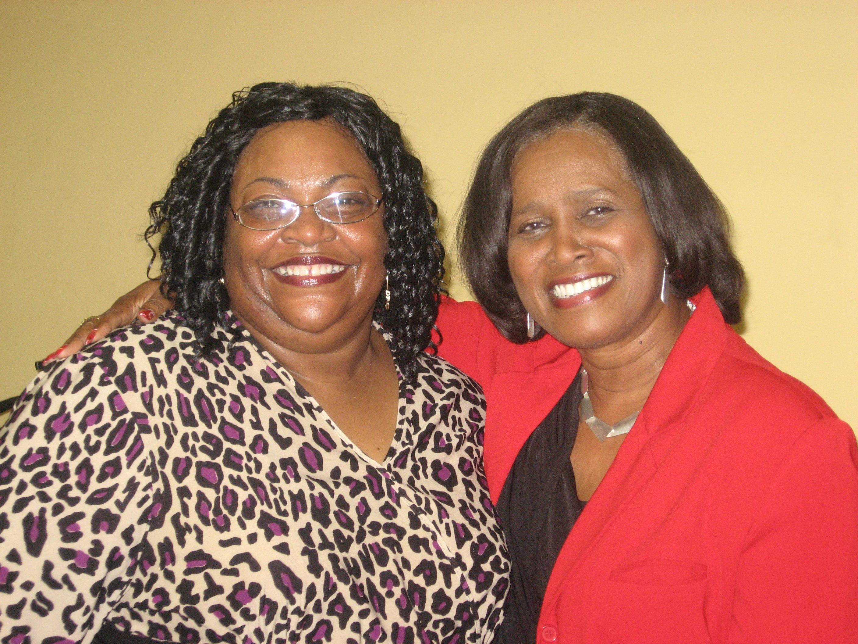Pastor Barbara Jackson