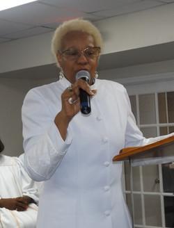 Apostle Thelma Knowles