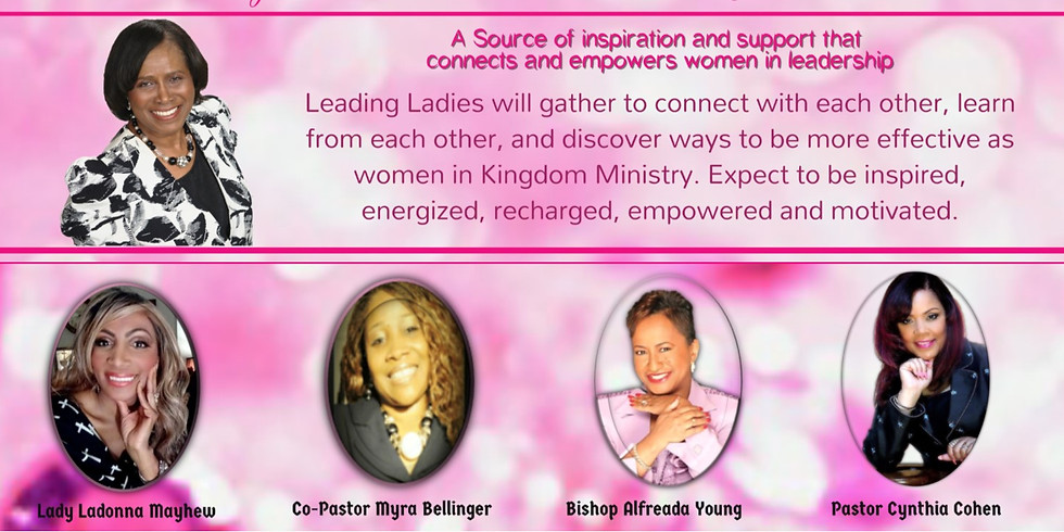 Leading Ladies Panel Discussion & Luncheon