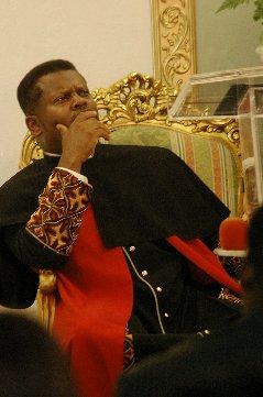 Bishop Thomas Porter