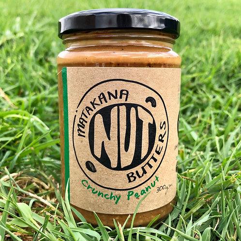 Crunchy Peanut Butter 300gm