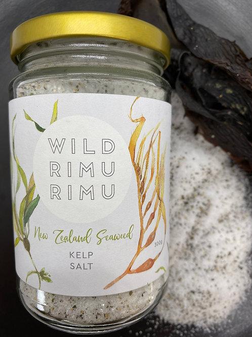 Wild Rimurimu Kelp Salt 300g