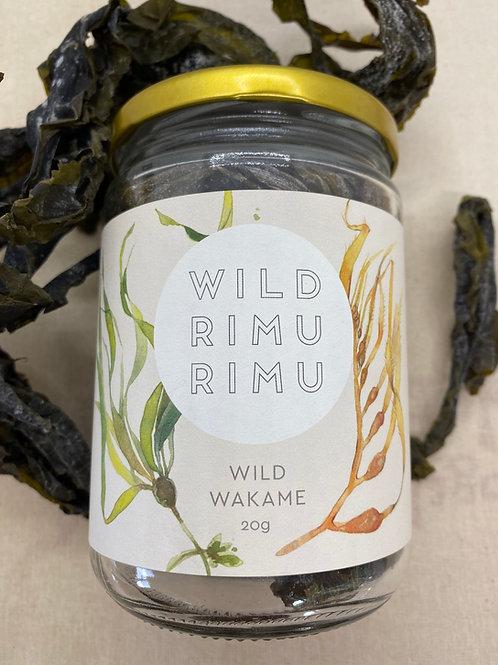 Wild Rimurimu Wild Wakame 20g