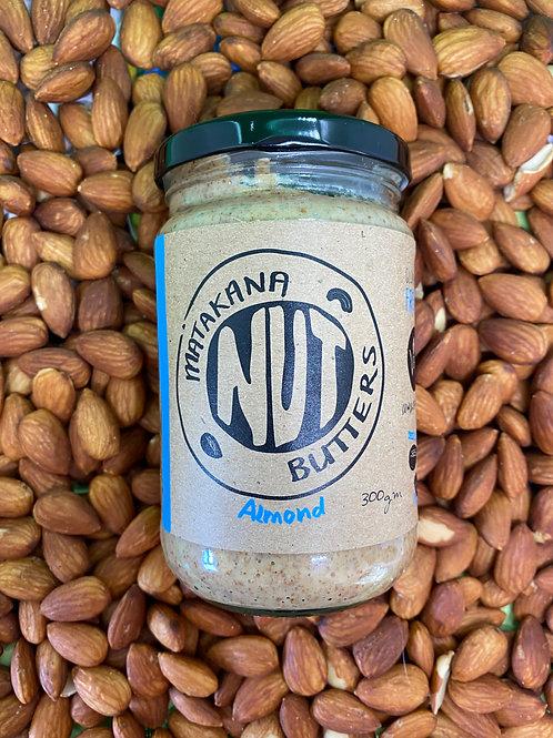Matakana Nut Butters Almond 300g