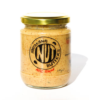 ABC almond, brazil, cashew, nut butter