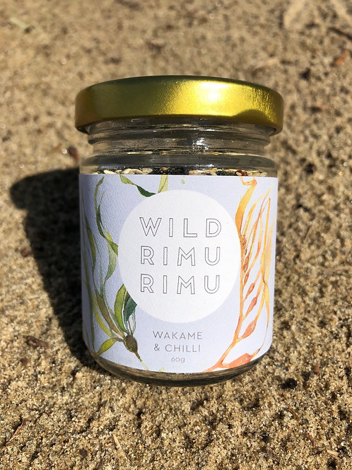 Wild Rimurimu Wakame and chilli