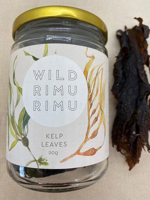 Wild Rimurimu Kelp Leaves 20g