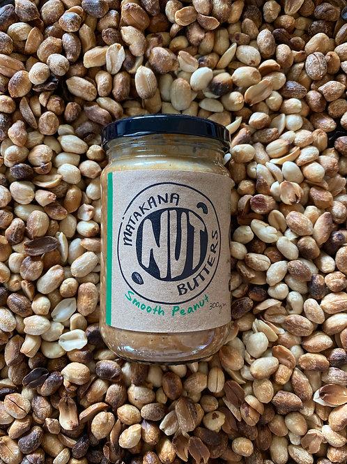 Matakana Nut Butters Smooth Peanut Butter 300g