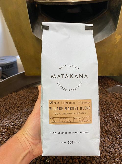 Matakana Coffee Roasters Village Market Blend 500g