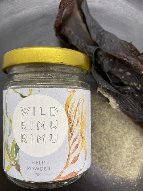 Wild Rimurimu Kelp Powder 75g