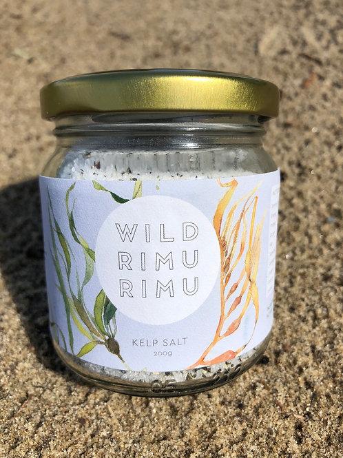 Wild Rimurimu Kelp salt 200gm