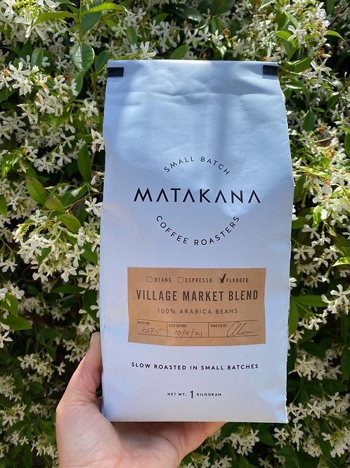 Matakana Coffee Roasters Village Market Blend 1kg