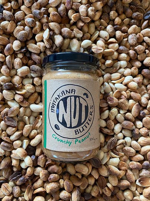 Matakana Nut Butters Peanut Butter Crunchy 300g