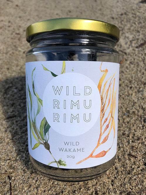 Wild Rimurimu Wakame 20gm