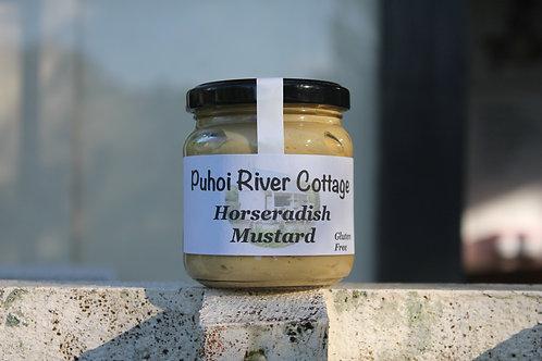 Puhoi River Cottage Horseradish Mustard