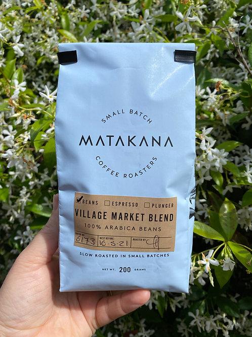 Matakana Coffee Roasters Village Market Blend 200g