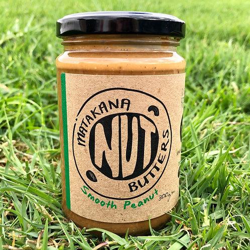 Smooth Peanut butte 300gm