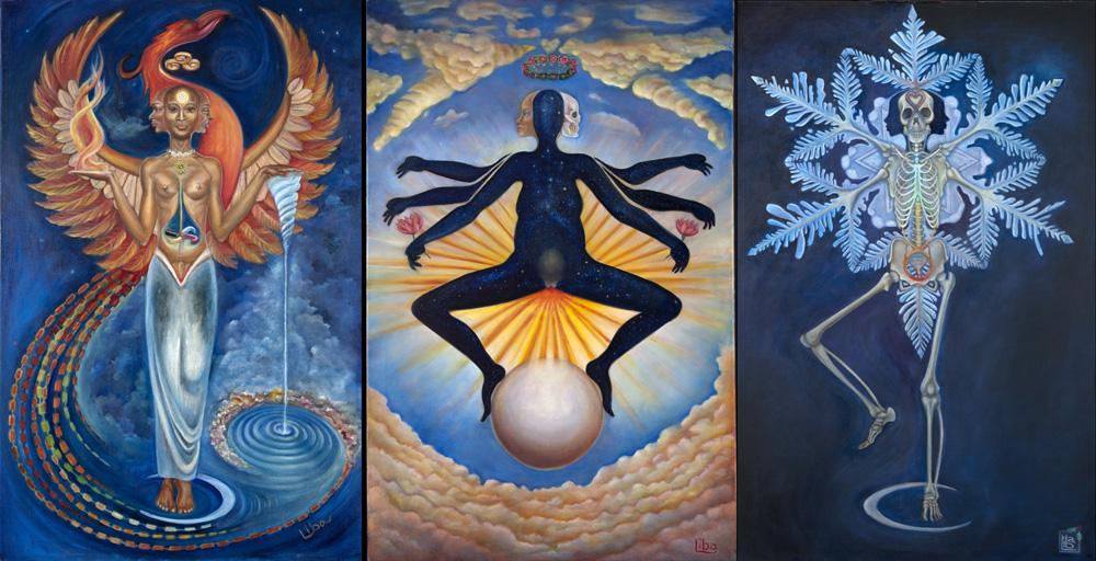 Triple Goddess 2010-2013