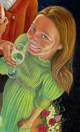3 of cups detail
