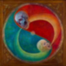 sacred art, visionary art, totem
