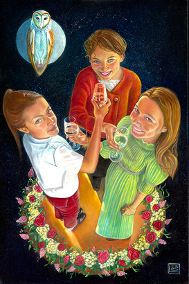 3 of cups 2019