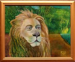 Jariah and his Lion 2020