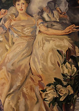 The Three Graces - Detail 2