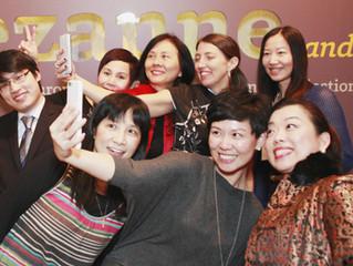 April 拍摄BMO中国新年答谢客户酒会