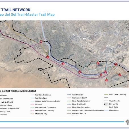 Sunland Park Adopts Trails Master Plan