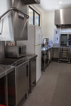 Exeter Village Hall Kitchen