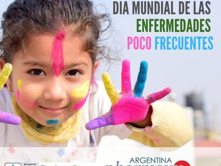 Día Mundial de las Efermedades Poco Frecuentes. Un compromiso de todos.