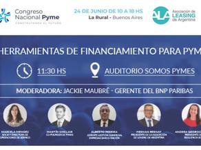 ALA EN EL CONGRESO NACIONAL PYME 2019
