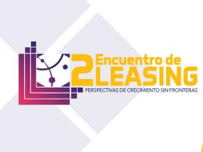 2do. Congreso de Leasing, Bogotá.