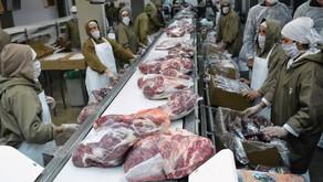 Exportaciones de carne vacuna crecen 14% en volumen