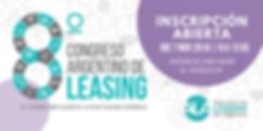 8 Congreso Argentino de Leasing