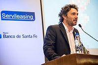 Rodrigo Torncoso en el 5° Congreso de ALA