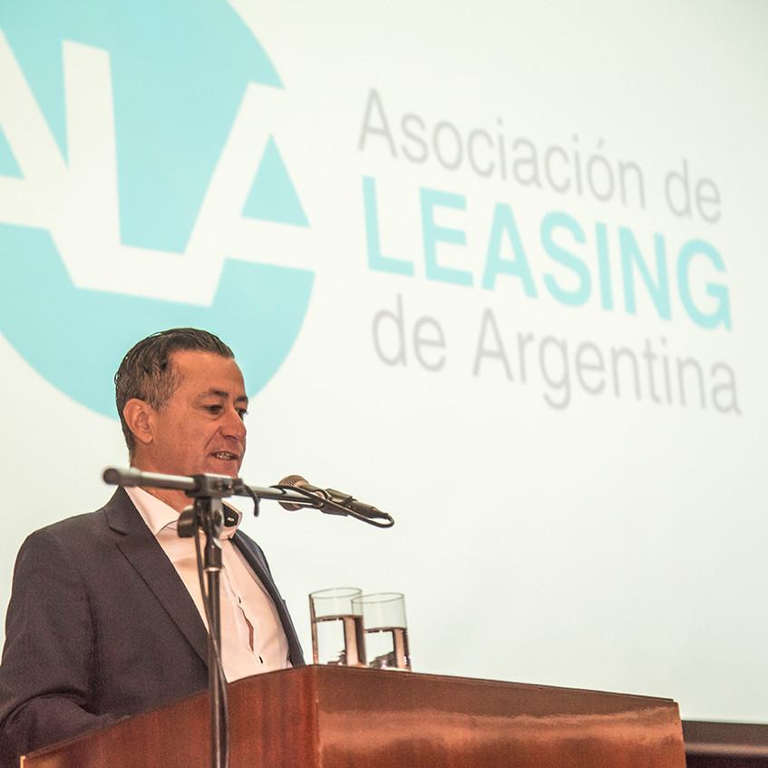 Hernán Bernat Presidente de ALA