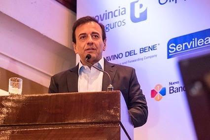LIC. MARIO QUINTANA, 5° Congreso ALA