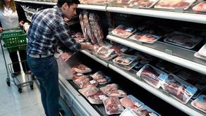 En febrero se frenó la suba de la carne vacuna