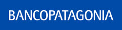logo banco patagonia positivo 8 (fondo azul)